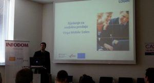 VirgaMobileSales predstavljena na CASE26 u Zagrebu