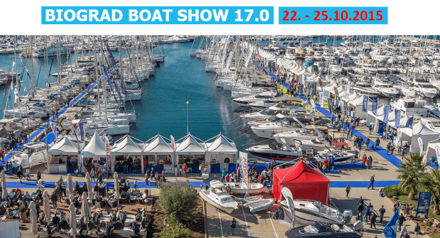 LogIN – izlagač na Biograd Boat Show-u 2015